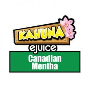 Canadian Mentha eJuice